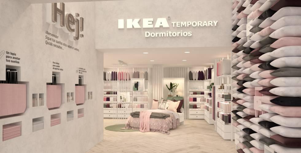 En De La Su 'flagship' Ensayará El Primera Centro Ikea Madrid 9E2IDHW