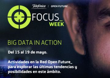 El crecimiento del Big Data a debate en Focus Week