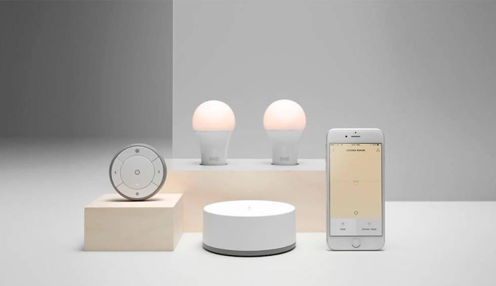 Podras Encender Las Bombillas Inteligentes De Ikea Desde Un Iphone O Movil Android Gadgets Cinco Dias