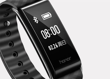Nueva Honor Band A2, la gran alternativa a la Mi Band de Xiaomi