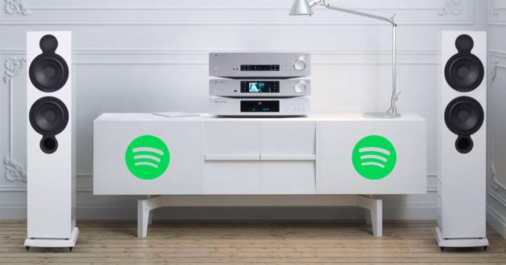 91227fc65 Cómo escuchar música con Spotify en un viejo equipo de sonido analógico