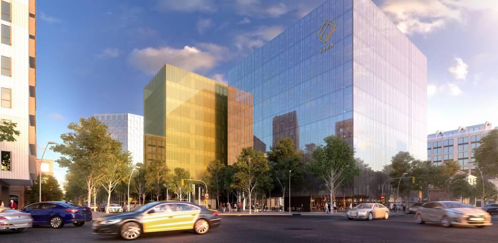 Amazon lleva al distrito 22@ de Barcelona su sede en el sur de ...