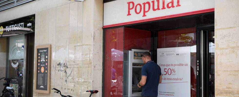 Inquietud entre los trabajadores de popular ante la compra for Oficinas banco popular madrid