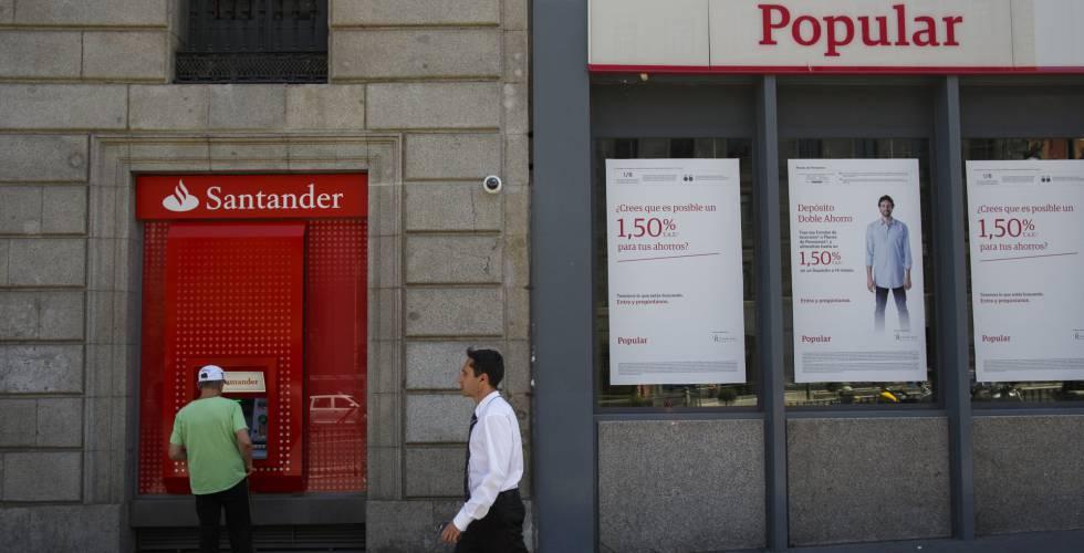 Popular qu pasa con mi hipoteca mis tarjetas y mis for Santander cajeros madrid