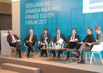 Cuatrecasas y Mergermarket han organizado la décima edición del Spanish M&A and Private Equity Forum.