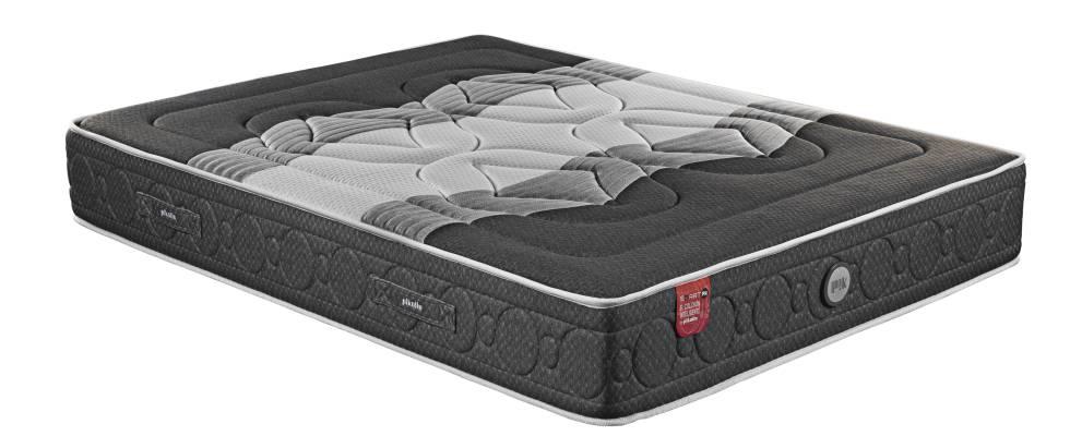 Pikolin: Conozca el colchón que monitoriza la calidad del sueño y