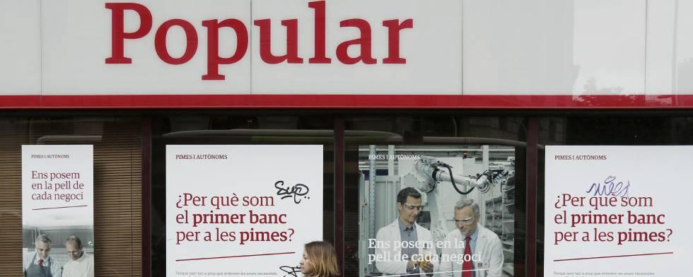 La familia luksic recurre a la justicia europea para for Banco popular barcelona oficinas