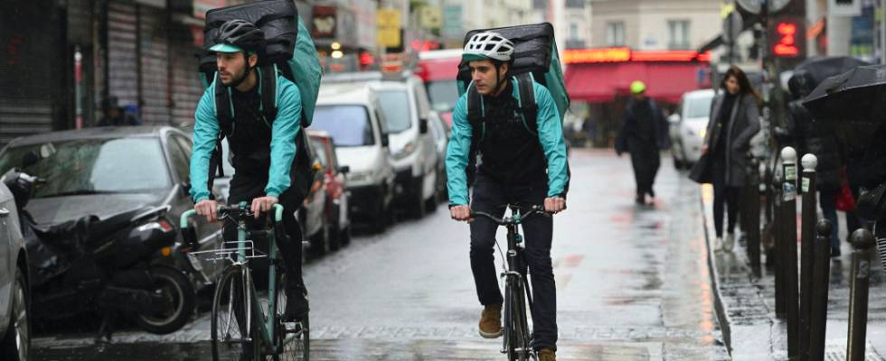 riders deliveroo