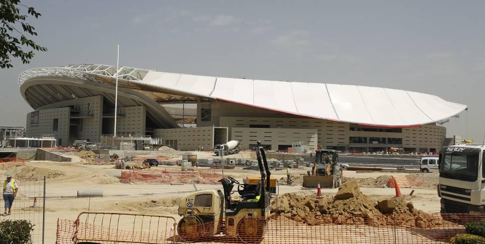 ¿Sin datos en el estadio? Cellnex lo soluciona en el nuevo campo del Atleti