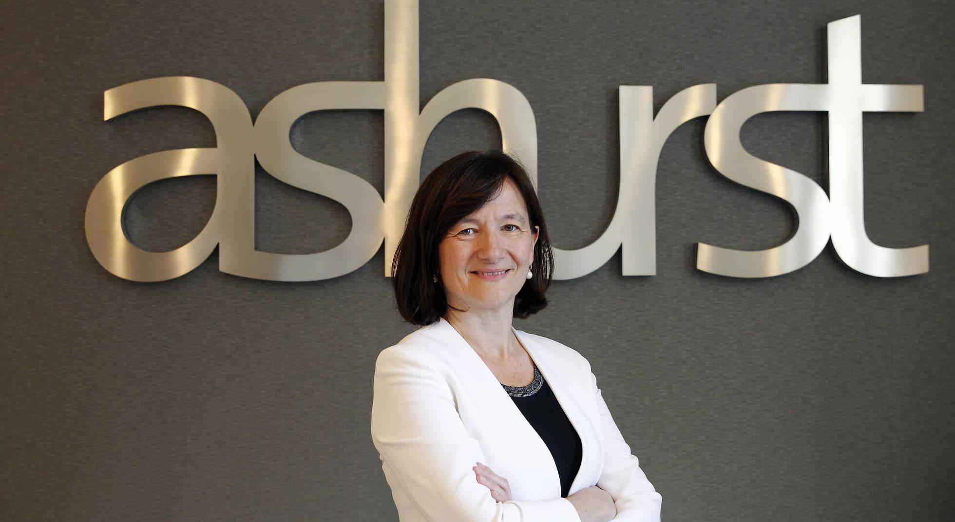 """Ashurst: """"En el mercado español estamos en una posición envidiable"""""""