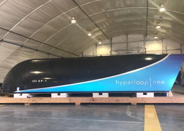 Hyperloop conectará Nueva York con Washington en 29 minutos