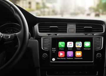 Google lanza su primera app para Apple Carplay