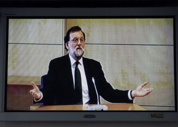 Rajoy niega en la Audiencia Nacional conocer la financiación del PP