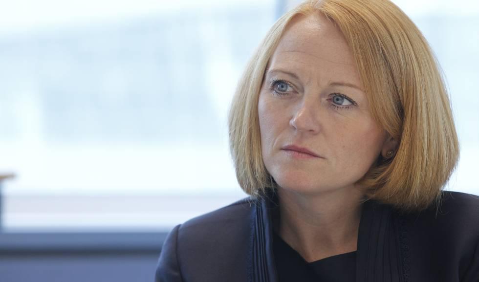 """Helen Tomlinson (GSK): """"Negociamos introducir más productos en Mercadona"""""""