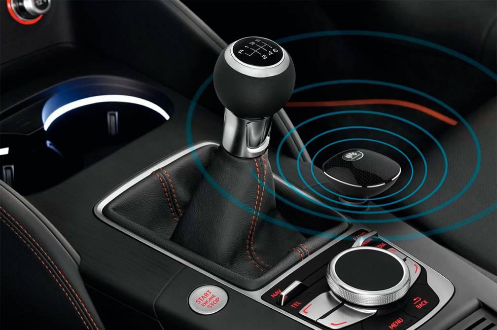 Resultado de imagen de wifi en el coche