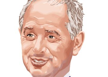 El CEO de Blackstone, un inversor alternativo pro-China y pro-Trump