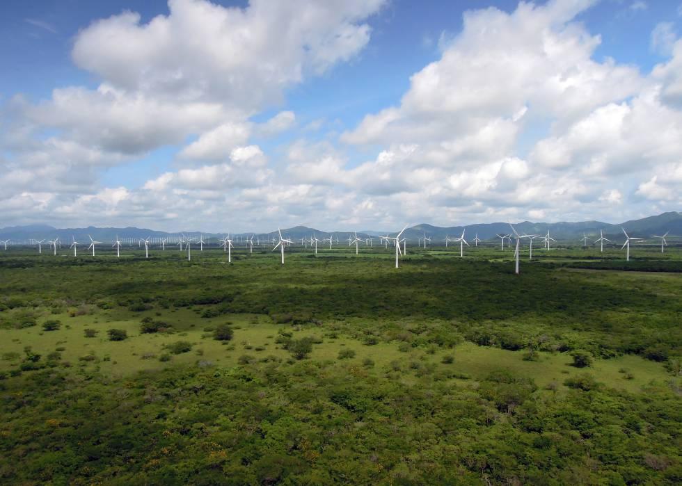 Iberdrola alcanzará los 1.000 megavatios en México en 2019