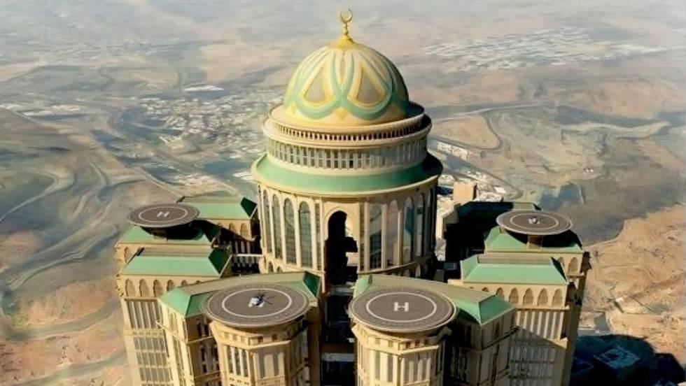 Arabia Saudí retoma la obra del hotel más grande del mundo en La ...