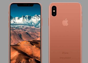 Así es Blush gold, el color del iPhone 8 que sustituirá al Oro rosa