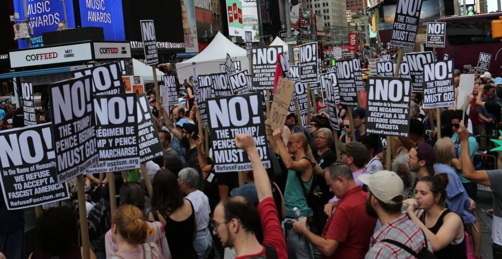 Racismo en Estados Unidos y consecuencias imprevisibles | Mercados | Cinco Días
