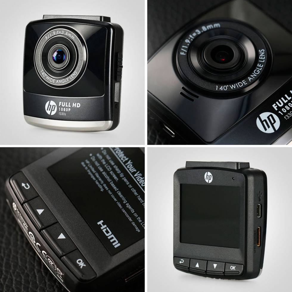 Dashcam de HP