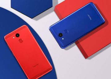 Nuevos Honor V9 Play y Honor 6 Play, gama media desde 75 euros