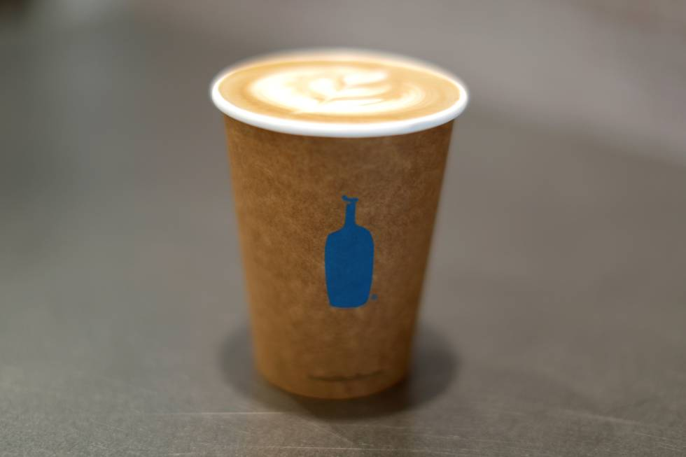 Café Blue Bottle