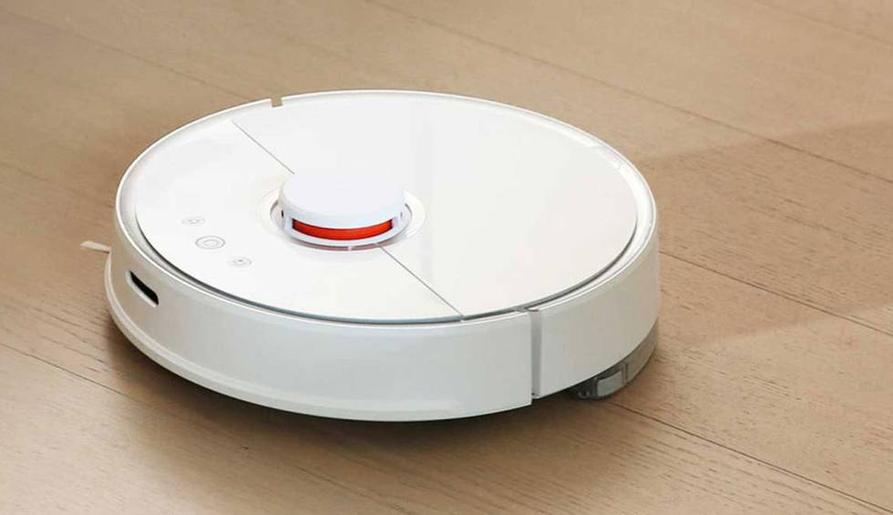 Xiaomi lanza su nuevo robot aspirador Mi Vacuum 2