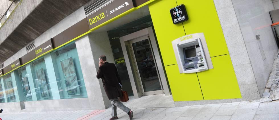 Ing logra que sus clientes saquen efectivo gratis de los for Oficinas y cajeros bankia
