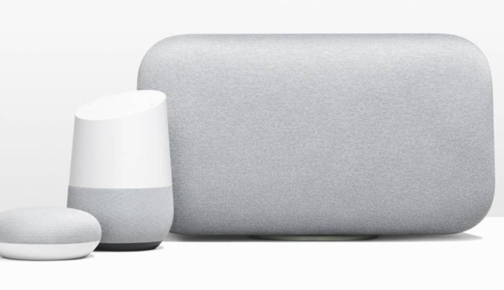 Análisis altavoz Google Home Max