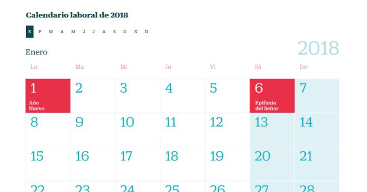 Dia Festivo 2018