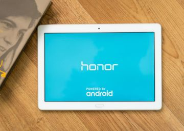 Honor lanza Honor Waterplay, una tableta con resistencia al agua