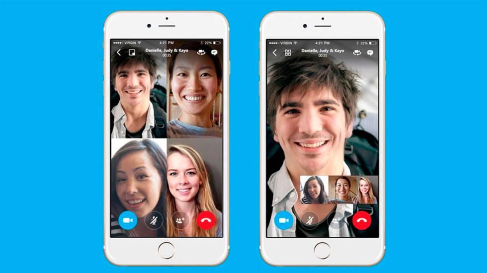 d0e5dd6e70a Pronto podremos hacer videollamadas en grupo en WhatsApp | Noticias ...
