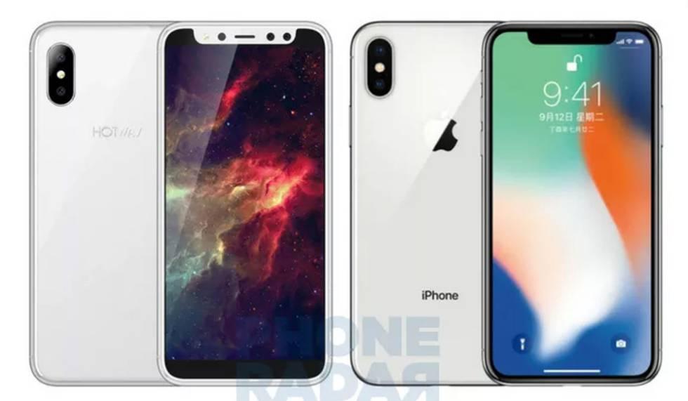 Comprar Clon Iphone X