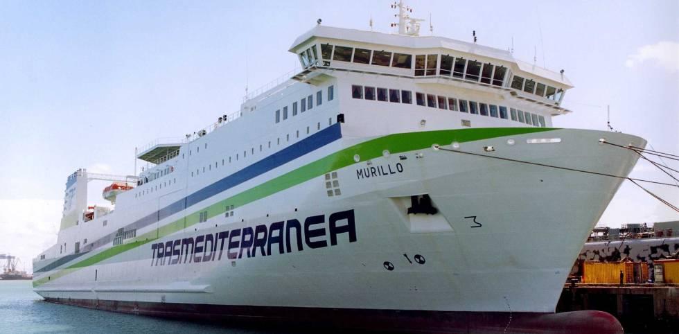 Acciona sube con fuerza tras vender Trasmediterránea por 260 millones