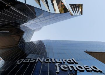 El beneficio de Gas Natural cae un 14,7% hasta 793 millones