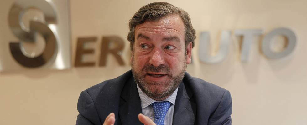 José Portilla, director general de Sernauto