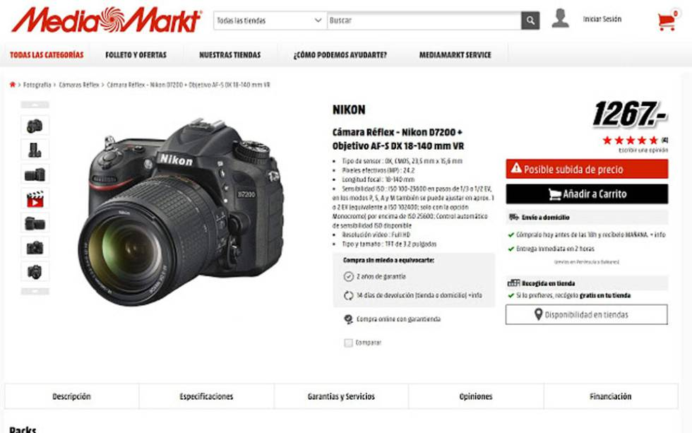 Black Friday 2017 MediaMarkt