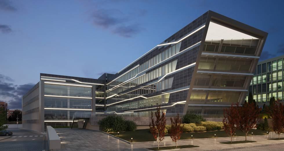Axiare Lleva La Inteligencia Artifical A Los Edificios De