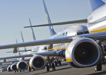 Ryanair lanza vuelos a cinco euros por el Black Friday