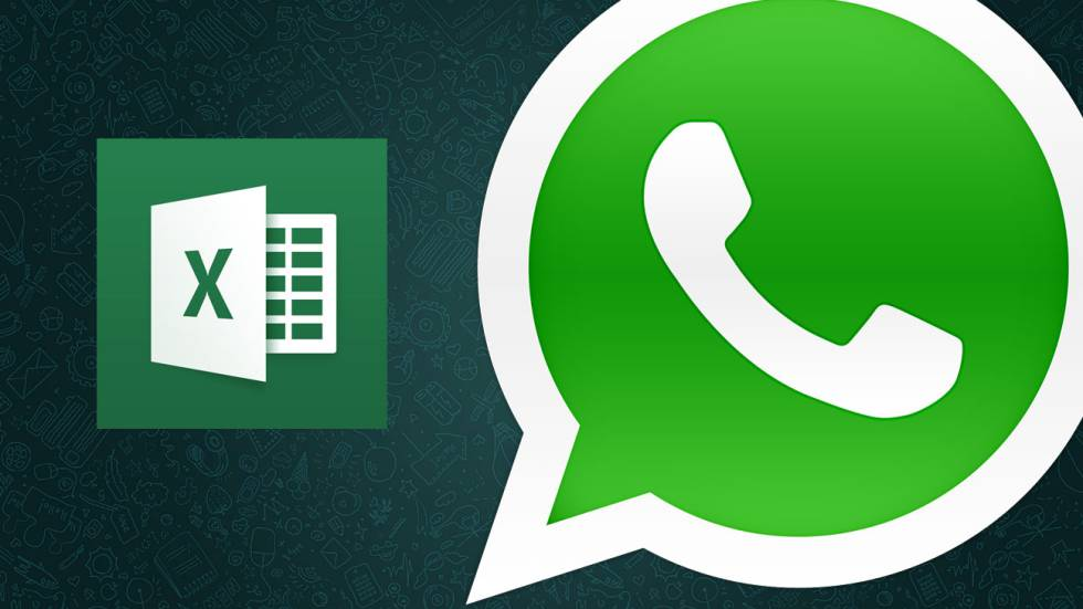 Excel WhatsApp