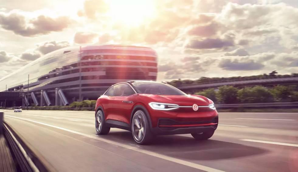 ID Crozz, el SUV eléctrico de Volkswagen, llegará en 2020
