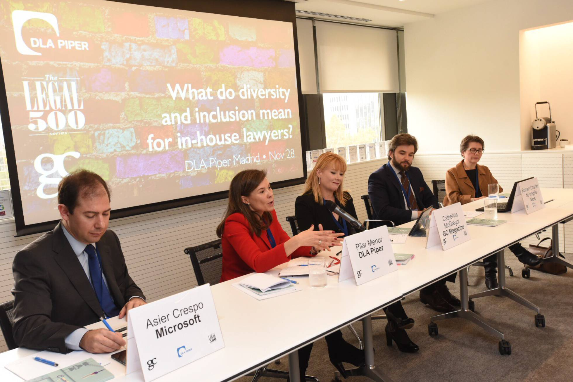 Los abogados in-house, clave para la promoción de la diversidad