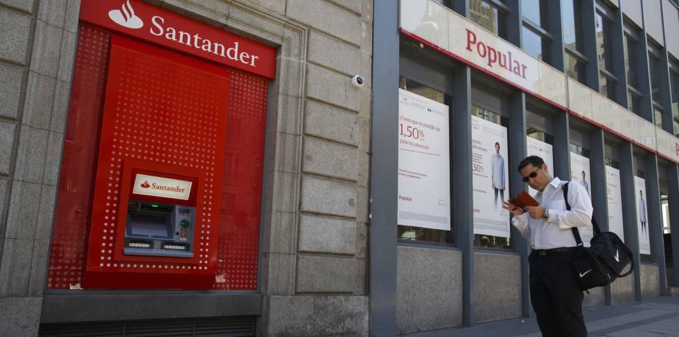 Santander rebaja el saldo remunerado de su cuenta 1 2 3 for Santander cajeros madrid