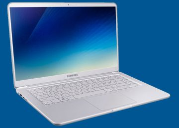 Samsung Notebook 9, nuevos portátiles con Windows 10 y S Pen