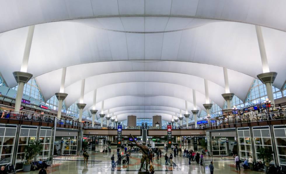 Ferrovial cierra la financiación de la remodelación del aeropuerto de Denver