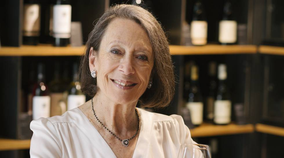 """Marimar Torres: """"Para vender vino hay que ser perseverante"""""""