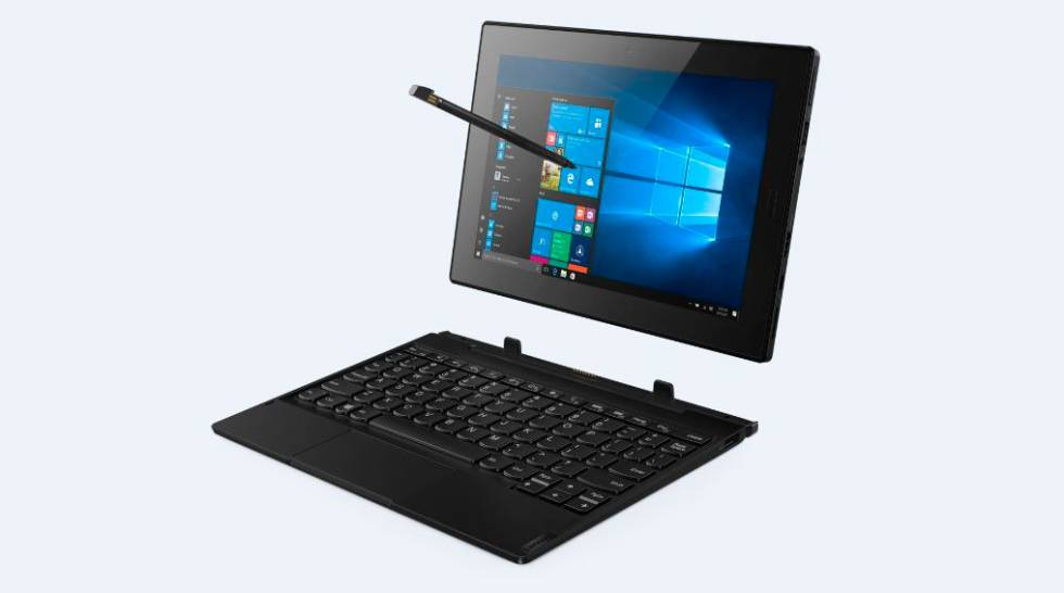 Nueva tableta Lenovo con Windows 10