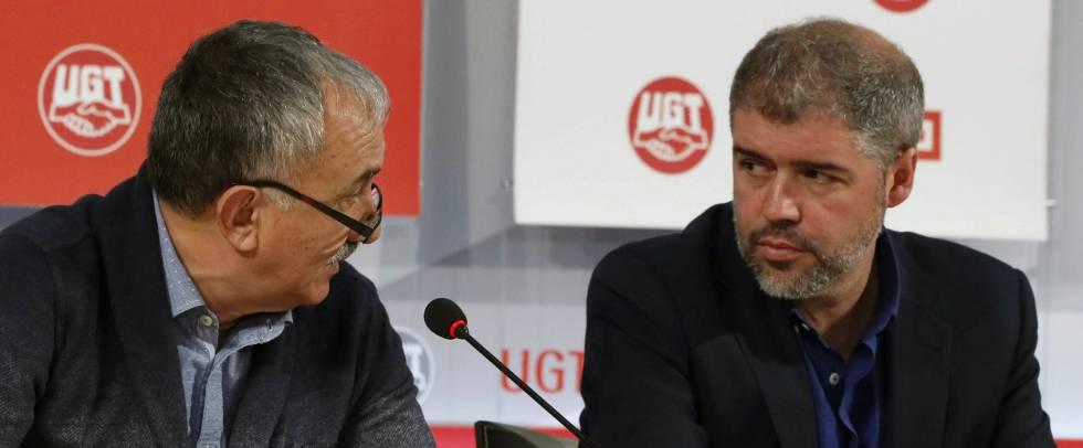 Los sindicatos pedirán a CEOE un salario mínimo de convenio de 1.000 euros al mes