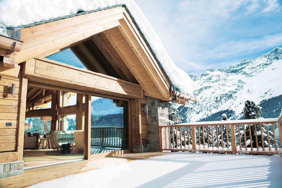 El esquí de mayor lujo y más exclusivo de Europa